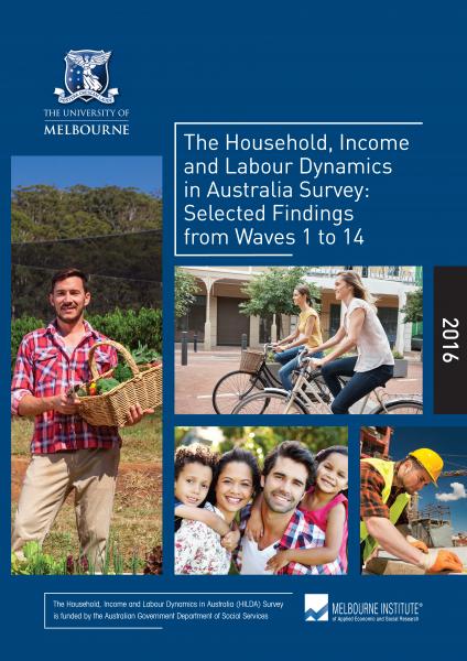 HILDA Statistical Report 2016